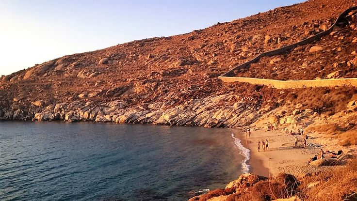 Kapari beach  With its golden sand and crystal clear waters, Kapari may be the best kept secret in Mykonos