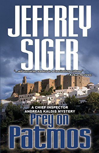 Prey on Patmos (Chief Inspector Andreas Kaldis Mysteries)... http://www.amazon.com/dp/1590587685/ref=cm_sw_r_pi_dp_eOupxb0T190XR