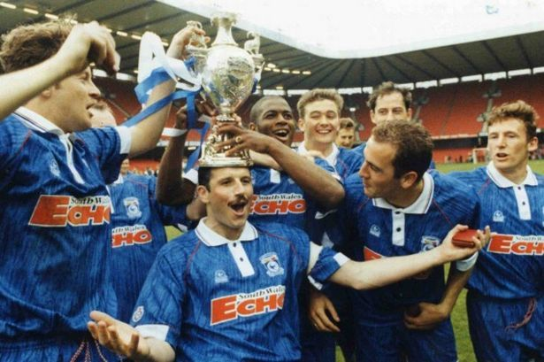 Cardiff City's iconic 1993 Welsh Cup winning team - where are they ...