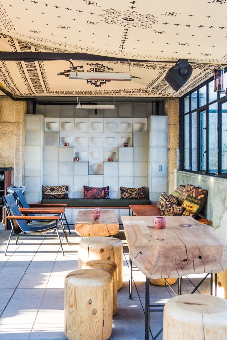 Ace Hotel Rooftop Lounge