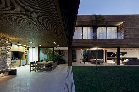 CT House,© Leonardo Finotti