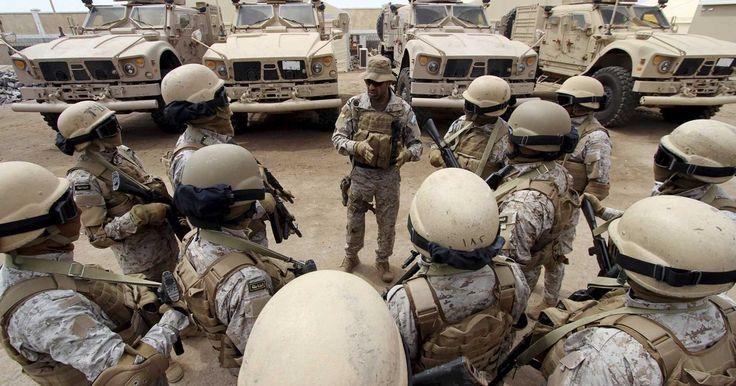 Arábia Saudita anuncia coalizão de 34 países islâmicos contra o terrorismo