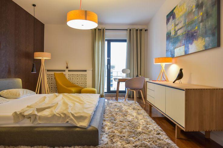 Master bedroom | KiwiStudio | Design contemporan si New Scandinavian pentru apartament mare
