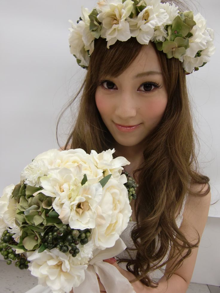 結婚式メイク花嫁画像50選♡つけまつげ・一重・奥二重も | 美人部