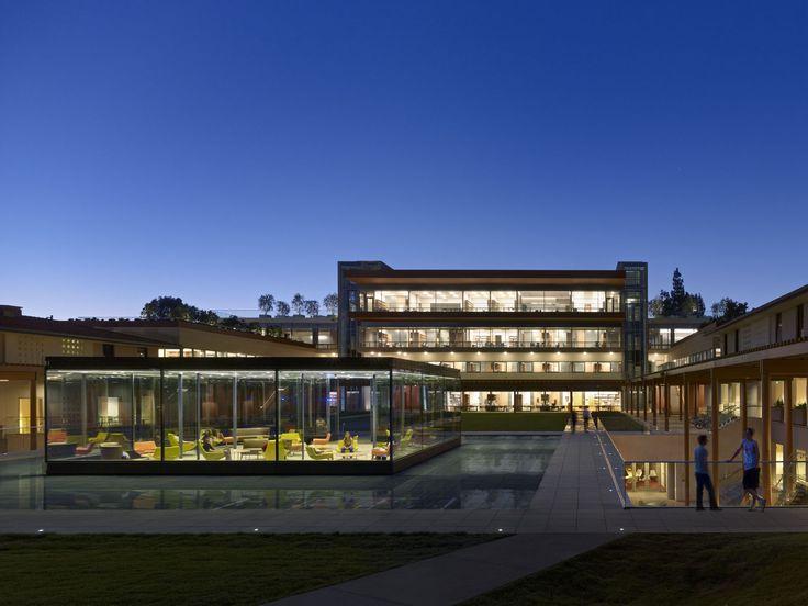 Rafael Viñoly Architects :: Kravis Center at Claremont McKenna College