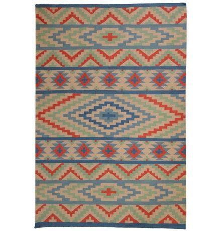 Leona Wool Rug 160 x 230 matt blatt $495