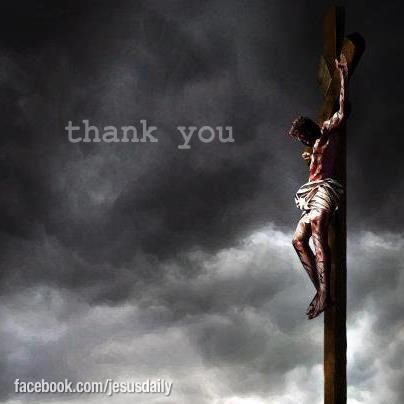 ❥ Thank you, Jesus!! <3 Forever and ever, Amen
