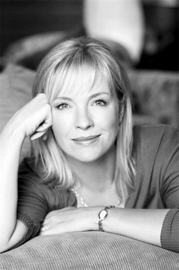 Rebecca Gibney, starring right now in #Mental.