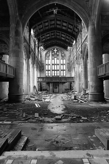 City Methodist - Gary, IN | Flickr - Photo Sharing!