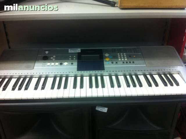 PIANO YAMAHA PSR E323 - 119$ Madrid
