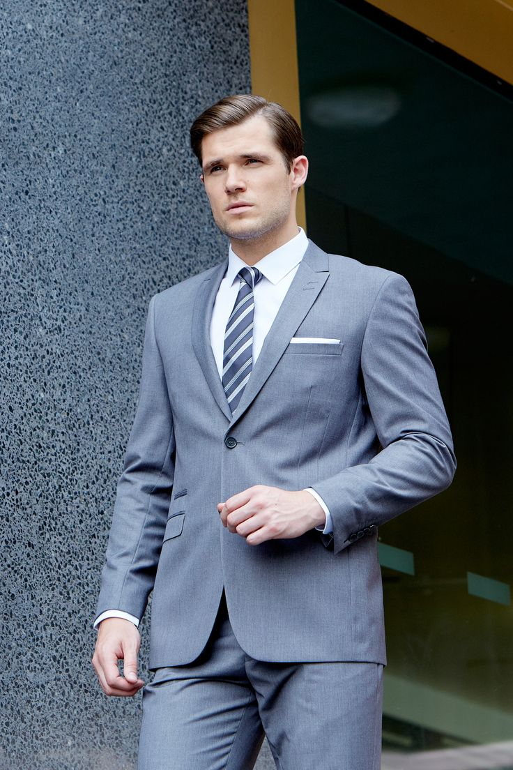 Madrid Tailored Suit by Skopes