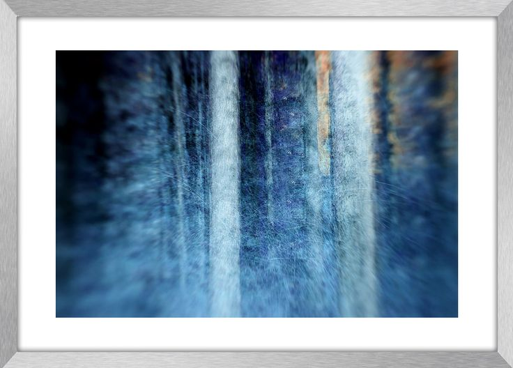 THE FOREST | Landscape photography, motion blur, abstract, Greece, wall art, fine art print, canvas prints by KBphotostudio on Etsy