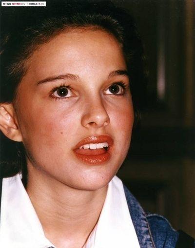 Natalie Portman Young  Young Natalie Portman - Actresses -8139