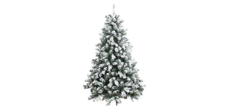 Box-Home • Χριστουγεννιάτικο Χιονισμένο Δέντρο