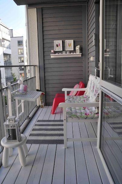 Galleria foto - Come arredare un balcone piccolo Foto 12