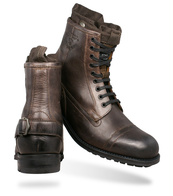 G Star Raw Patton Cinch Collar Mens Boots