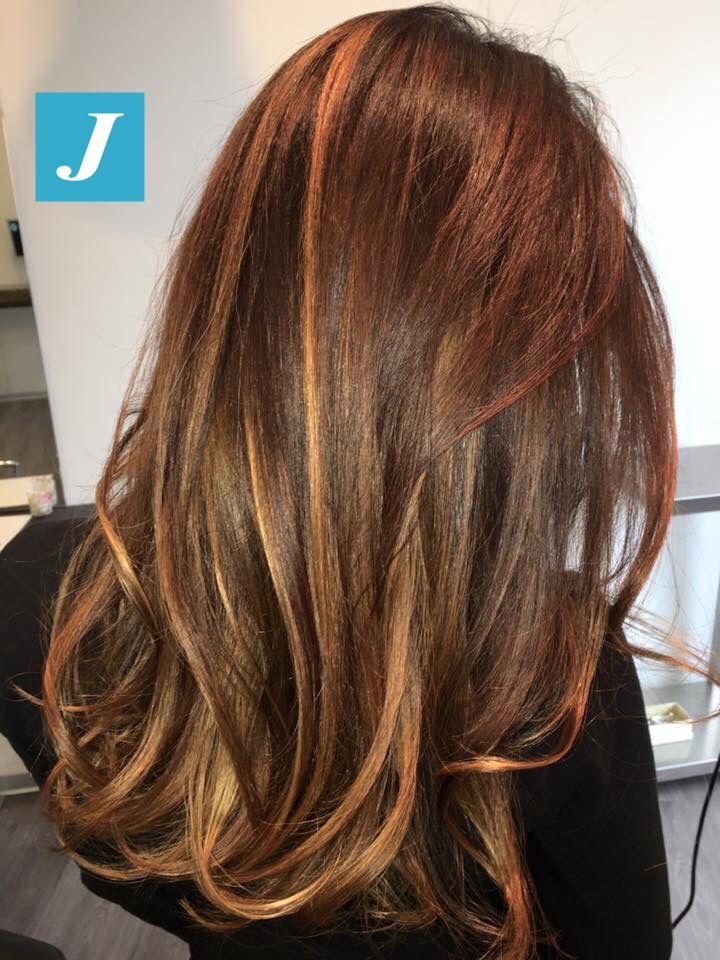 Best 25+ Amber hair colors ideas on Pinterest   Amber hair ...