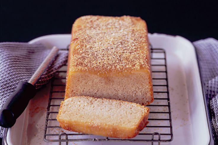 Pear & Nutmeg Teacake Recipe - Taste.com.au
