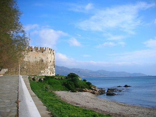 Bourtzi, Karystos, Evia