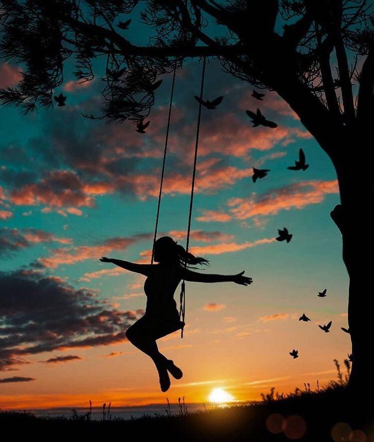 Ein glückliches Leben führen 🤗🌅🌳 Tippen Sie zweimal, wenn dieses Foto Sie glücklich macht 😊❤️ #adventuresaddicted Danksagungen an @abdullah_evindar