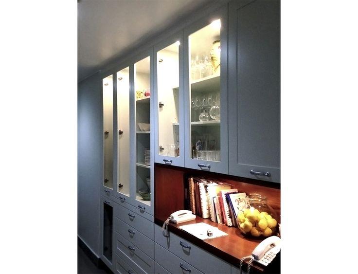 Mueble Cocina Con Tirador de Xilofor