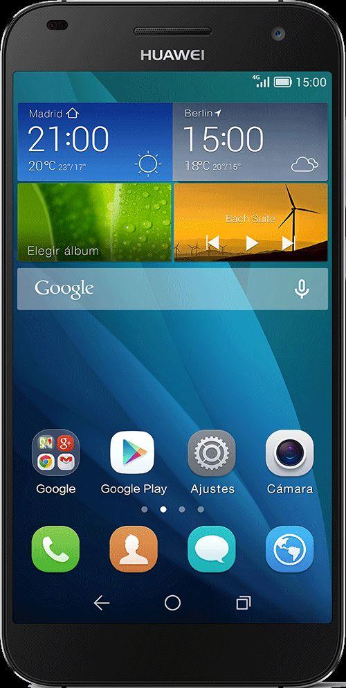 Huawei Ascend G7 - Diseño de lujo y una batería que dura, y dura, y dura...
