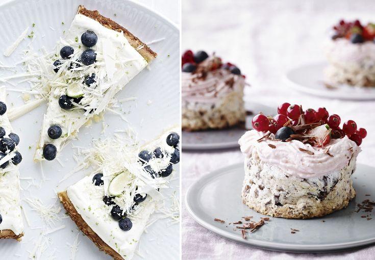 Forkæl dem du holder af med en perfekte afslutning på en dejlig sommermiddag. Vi har fundet 10 dejlige desserter til din sommer.