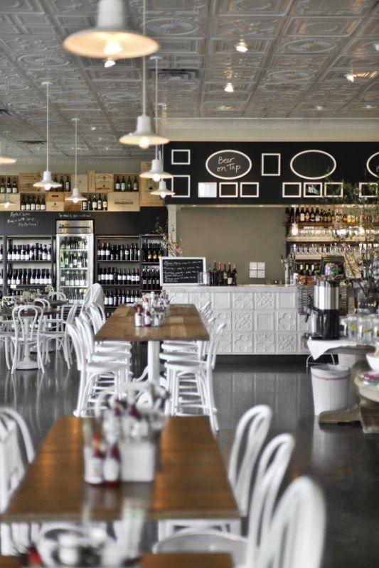 Sellands Market Café, Sacramento, CA. Casual dining, wonderful food. Yum!