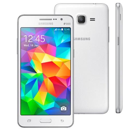 Ponto Frio Smartphone Samsung Galaxy Gran Prime Branco