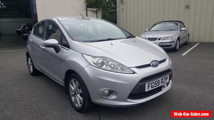 2009 Ford Fiesta 1.4 TDCi Zetec 5dr FULL SERVICE HISTORY DAMAGED NOT RECORDED  #ford #fiesta #forsale #unitedkingdom