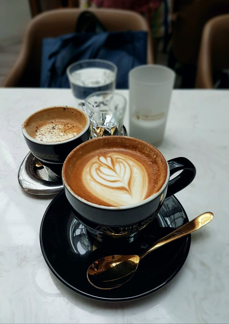 """""""Cappuccino & Pepper Agave"""", The Coffee Academics, Singapore"""
