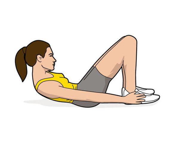 10 Übungen für den Bauch