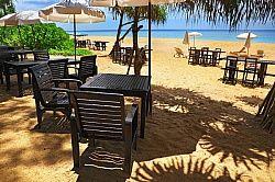 Фотообои пляжное кафе
