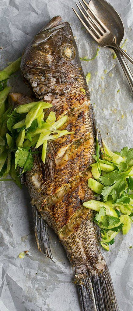 TT Culinary Institute: Learn to grill a whole fish
