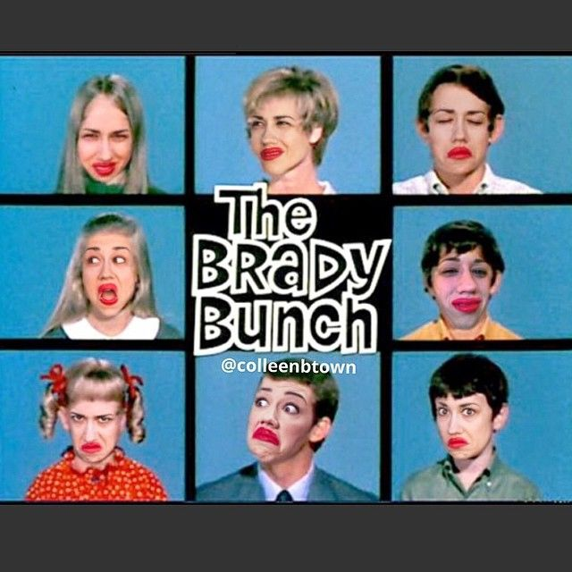 Miranda Sings as the Brady Bunch!