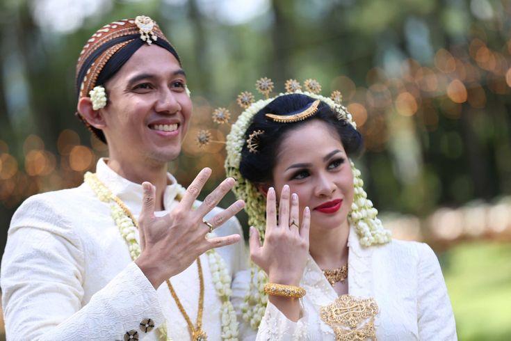 the bride dept wedding pernikahan andien ippe pine forest bandung