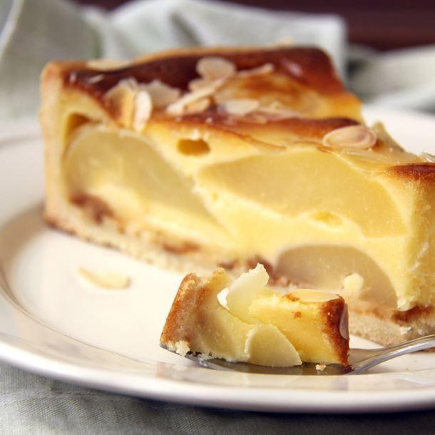 Flan aux poires au sirop Plus de découvertes sur Le Blog des Tendances.fr #tendance #food #blogueur