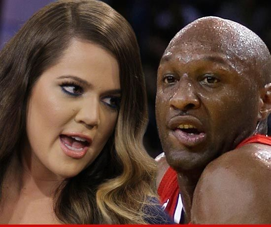 The marriage of Khloe Kardashian and Lamar Odom is in crisis, and TMZ has learned ... the core reason is hardcore drug abuse