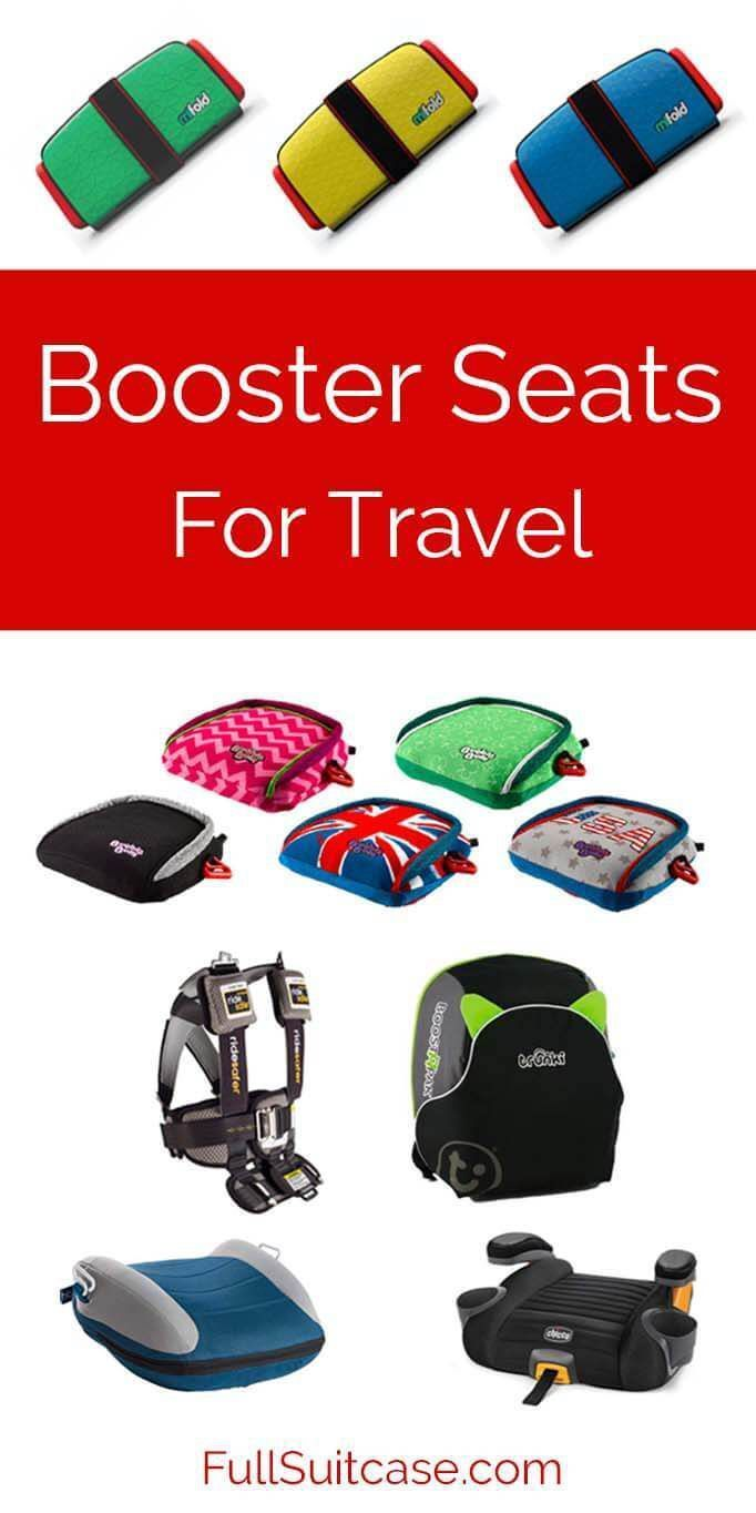 7 Best Travel Booster Seats (for 2020 and Beyond) Reise  Travel