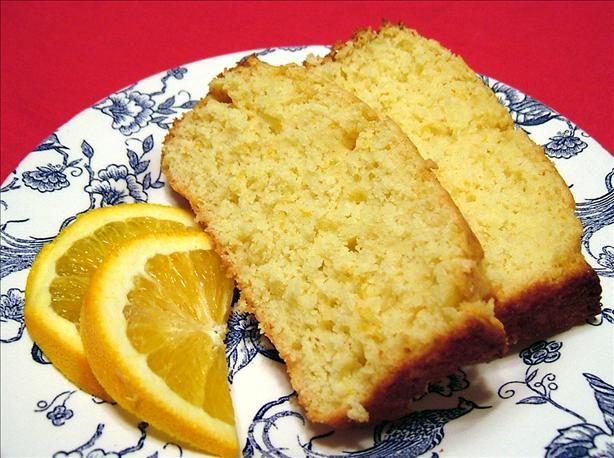 Photos Of Orange Teacake Recipe - 236692 - From Food.com