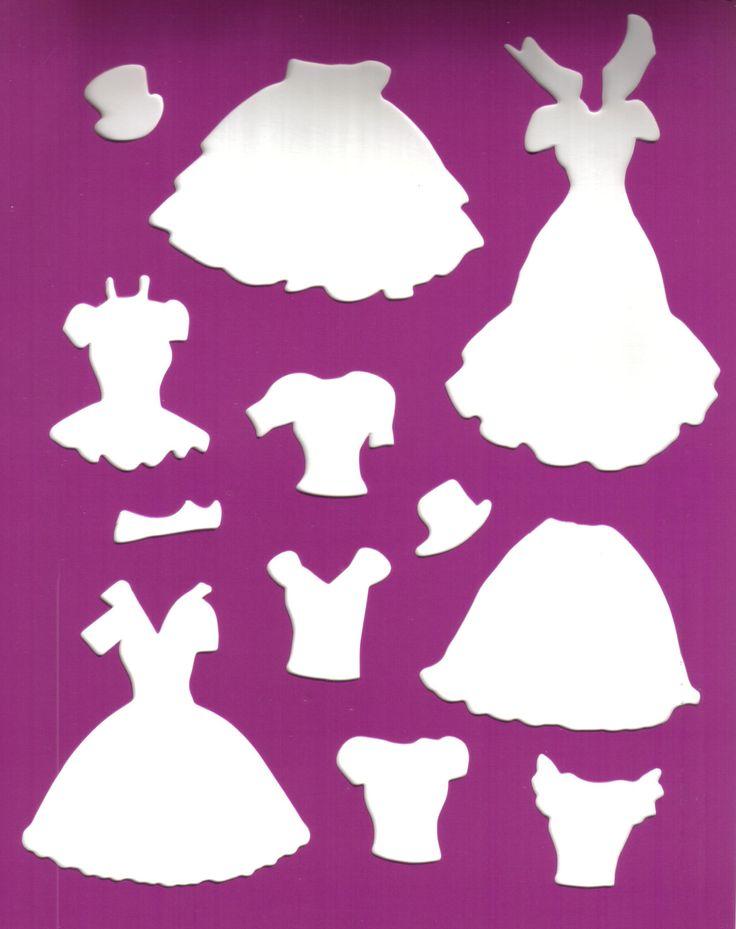 paper dolls  Tumblr  Paper Doll - Anime  Pinterest