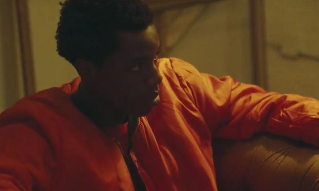 """OVO Sound's Roy Woods gives fans the official video for his record """"Go Go Go"""". Off of his project 'EXIS'."""