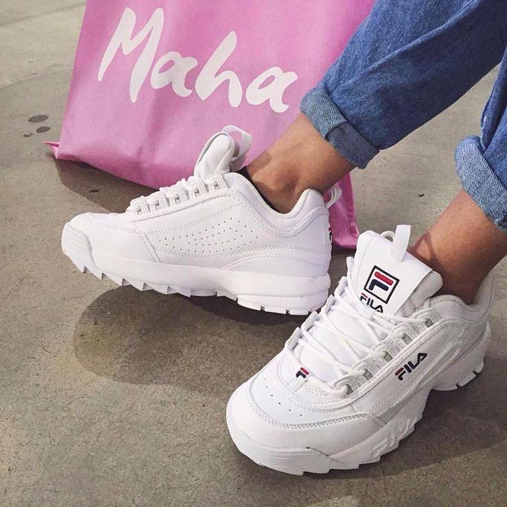 Sneakers Femme - Fila Raptor