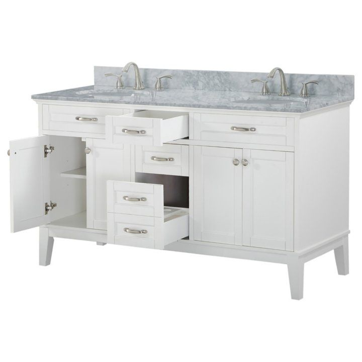 Member S Mark Double Sink Vanity Sam S Club Double Sink Vanity Double Sink Sink