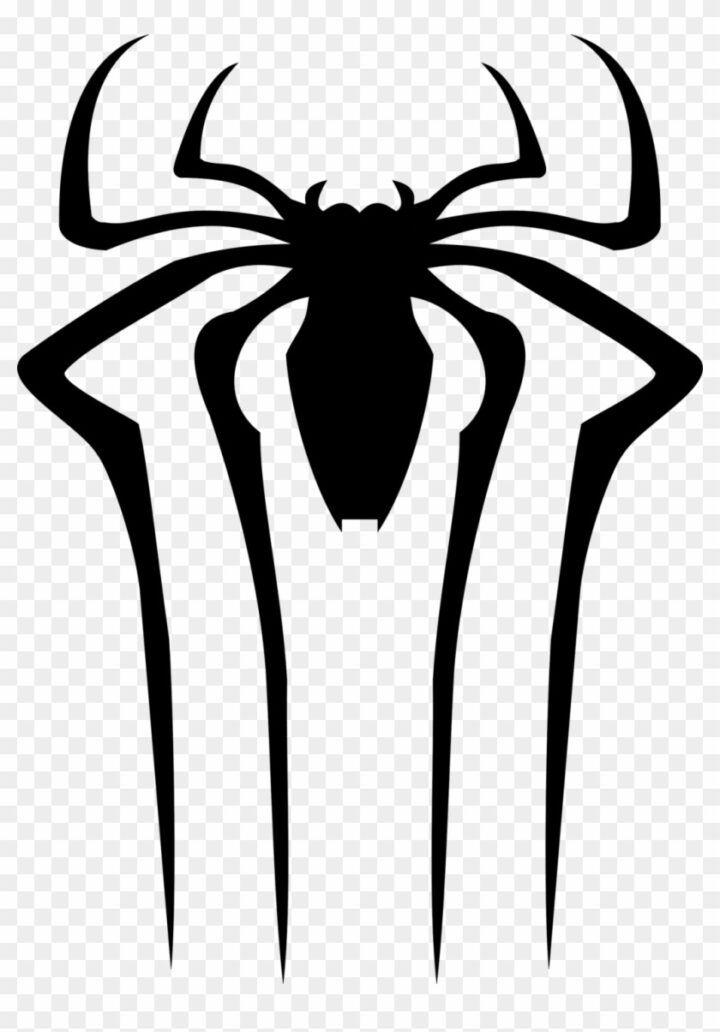 Spider Clipart Spiderman Logo Spider Man Logo Sketch Spider Clipart Logo Sketches Man Logo