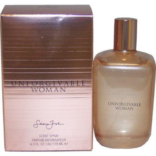 Unforgivable Woman By Sean John For Women Parfum Spray, 4.2-