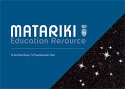 Matariki Cover 2013