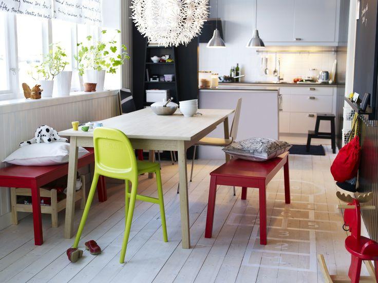 Die besten 25+ Kinderfreundliche ikea küchen Ideen auf Pinterest - ikea küchen beispiele