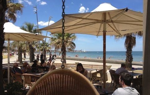 Republica -  Sitting on the edge of St Kilda beach, Republica has a chilled out vibe that's perfect for...