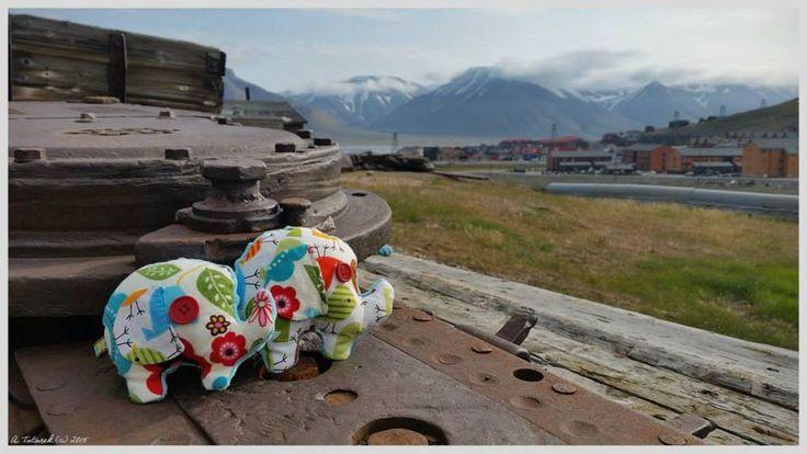 Słonik nadesłany przez Panią Agę Tatarek